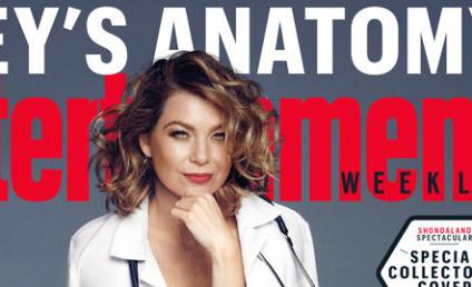 Ellen Pompeo on EW: The Hot Doctor is In!