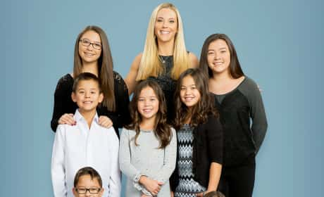 Kate Plus 8 Cast Photo