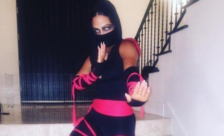 Christina Milian as Mortal Kombat