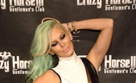Jenna Jameson Green Hair