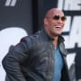 Dwayne Johnson Laughs