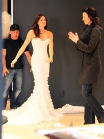 Courtney Robertson Wedding Dress Shopping