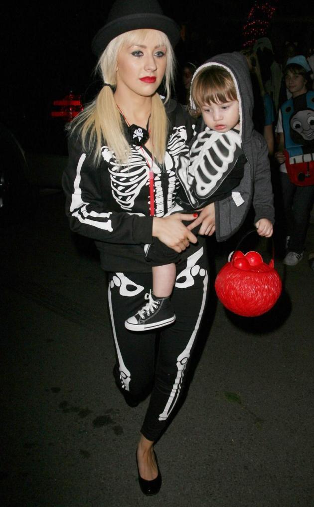 Christina and Son