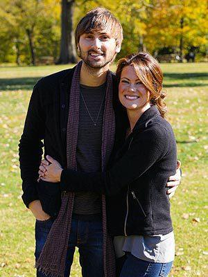 Dave Haywood and Kelli Cashiola