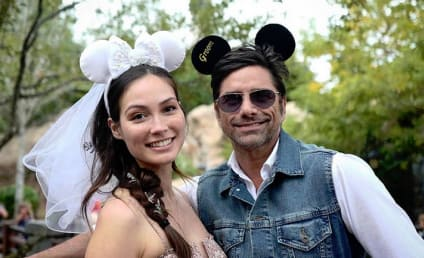 John Stamos and Caitlin McHugh Welcome Their Baby Boy!!