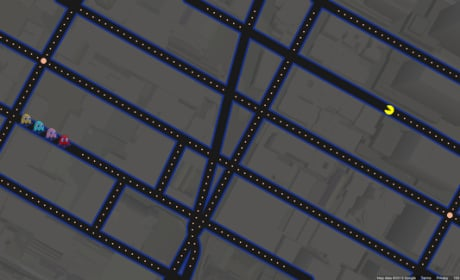 Google Maps Goes Pac-Man: Where in the World ...