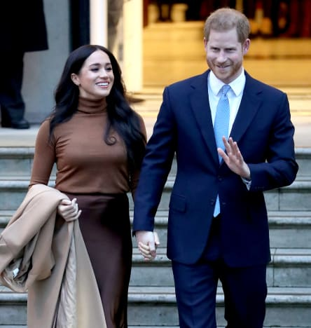 Markle and Prince Harry