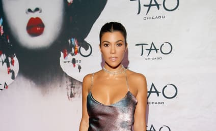 Kourtney Kardashian to Fat-Shaming Fans: I'll Eat Whatever I Want!