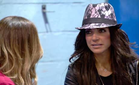 Teresa on Real Housewives of New Jersey