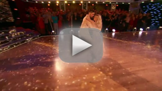 Heather morris britney spears dancing with the stars tribute wat