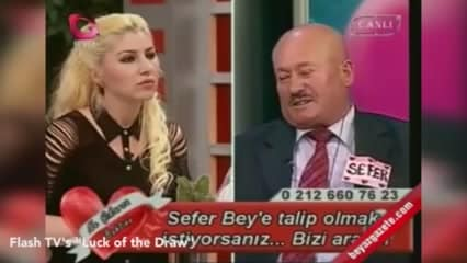 turkish man admits to murders on dating show A 62-year-old man looking for a wife on a tv dating show shocked the audience by revealing that he had murdered his first wife as well as a second woman who had been his lover.