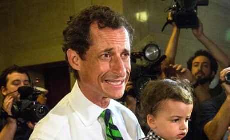 Anthony Weiner, Son