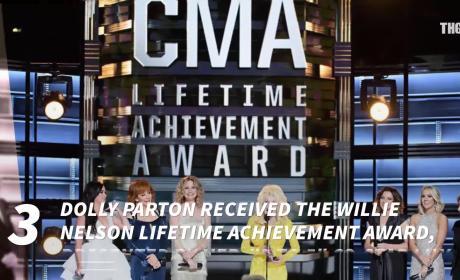 2016 CMA Awards: 5 Highlights