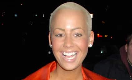 Amber Rose Forgives Kim, Kanye for Alleged Affair