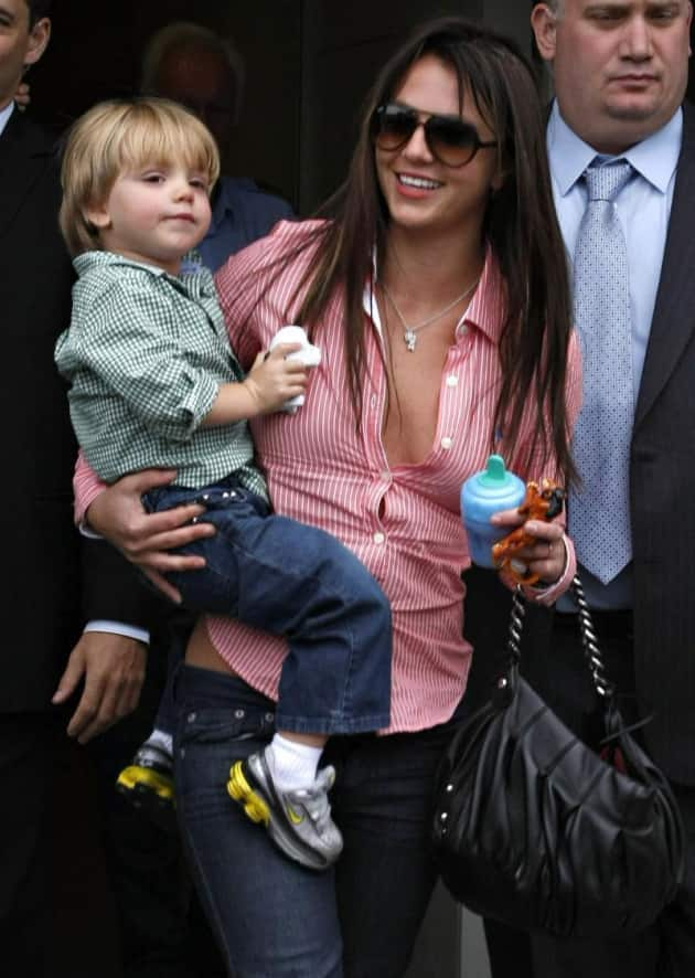 A Britney and Jayden Pic