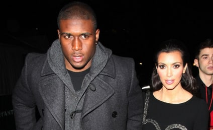 Kim Kardashian & Reggie Bush Totally Might Break Up