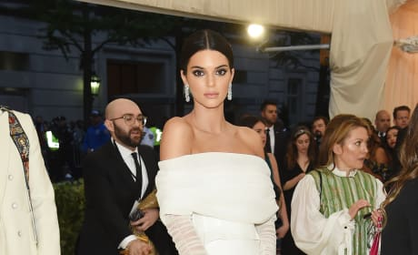 Kendall Jenner at the Gala
