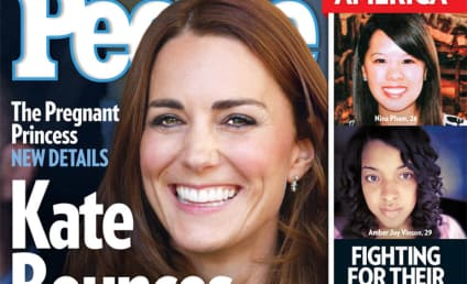"Kate Middleton: ""Back to Her Old Self"" After Bout With Illness, Source Says"
