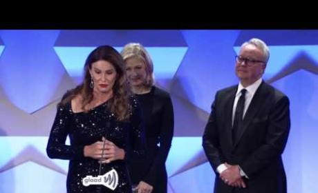 Caitlyn Jenner Wins GLAAD Media Award: Watch Her Speech!