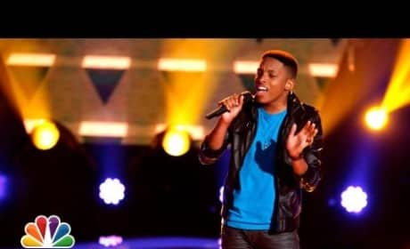 Anthony Paul, Cilla Chan, Jacob Poole - The Voice Blind Auditions