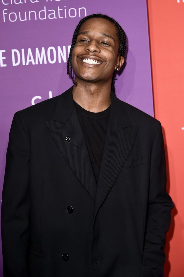Is Asap Rocky Left Handed: ASAP Rocky Is Straight Up Getting Clowned For His Sex Tape