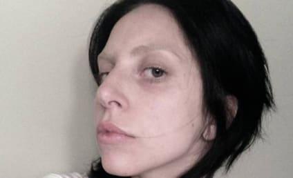 Lady Gaga No Makeup Photo: Selfie Shocks Internet
