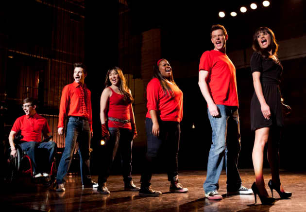 Glee in Action