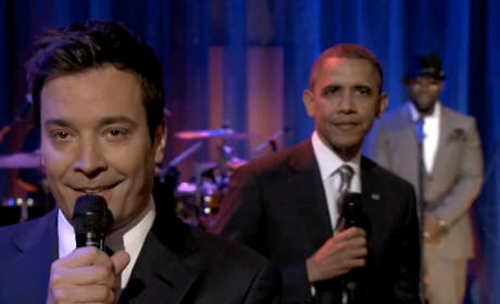 Barack and Jimmy