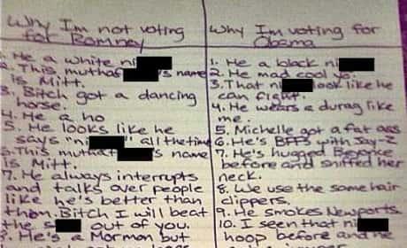 Snoop Obama-Romney List