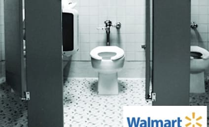Prank Leaves Man Glued to Walmart Toilet