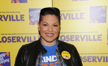 "Sara Ramirez Calls Out ABC Over ""Biphobia"" Joke"