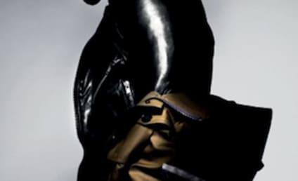 Kim Kardashian and Kanye West: Up Close & Personal in French Magazine