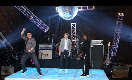 Kevin Hart Battles Josh Gad in Ellen-Hosted Dance-Off: Who Won?