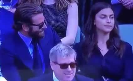 Bradley Cooper: Did He Make Irina Shayk Cry at Wimbledon?