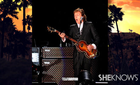 Paul McCartney Hospitalized