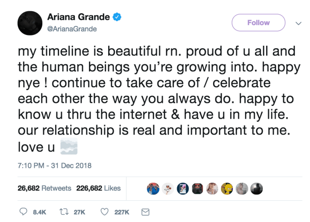Ariana Grande Im Done With Men Forever The Hollywood Gossip