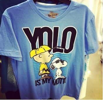 Macy's YOLO Shirt