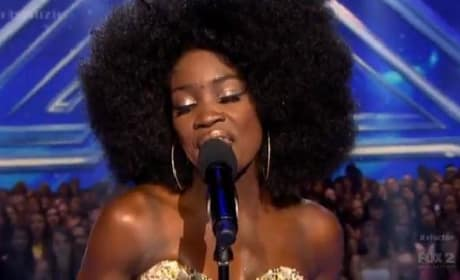 Who is your favorite Over-25 singer on The X Factor?