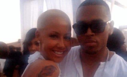 Amber Rose Denies Chris Brown Hookup