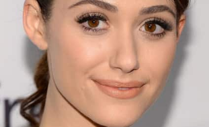 """Emmy Rossum Shares """"Mortifying"""" Mix-Up with Gynecologist"""