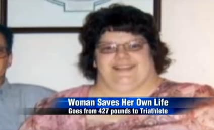 Woman Loses 222 Pounds, Is Now a Triathlete