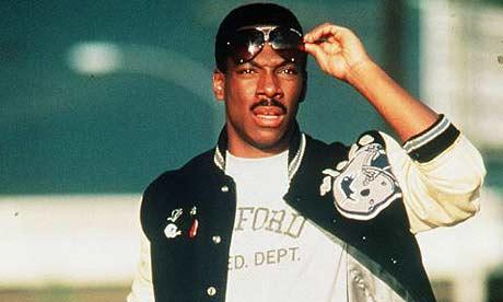 Eddie Murphy In Beverly Hills Cop