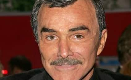 Burt Reynolds Hospitalized, in ICU With Flu