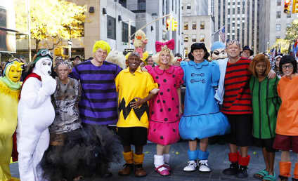 Morning Show Halloween Costumes: Who Wore It Best?