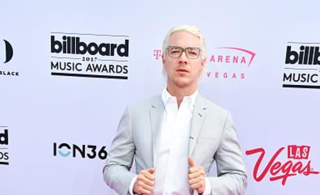 Diplo at Billboard Music Awards