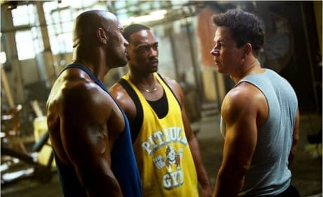 Pain and Gain Mark Wahlberg, Anthony Mackie, Dwayne Johnson