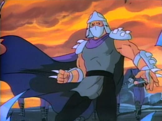 Shredder TMNT