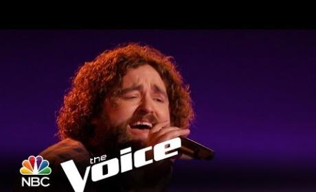 Patrick Thomson - Can't You See (The Voice Audition)