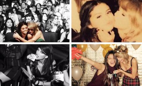 Taylor Swift Honors Selena Gomez