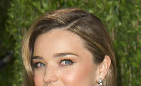Miranda Kerr Close Up